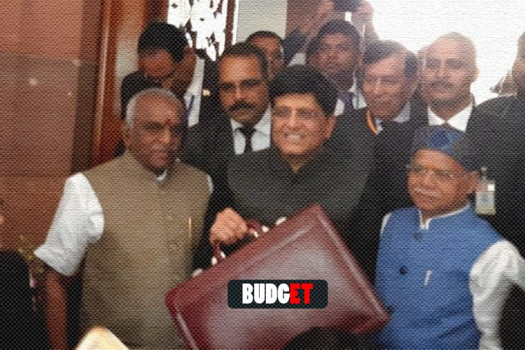 Budget 2019 BJP Interim