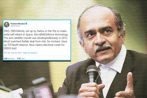 Fact Check: Prashant Bhushan Says Nehru Established ISRO & DRDO, Is He Right?