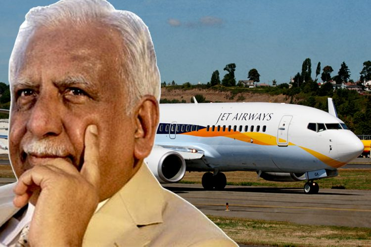 Naresh Goyal Steps Down