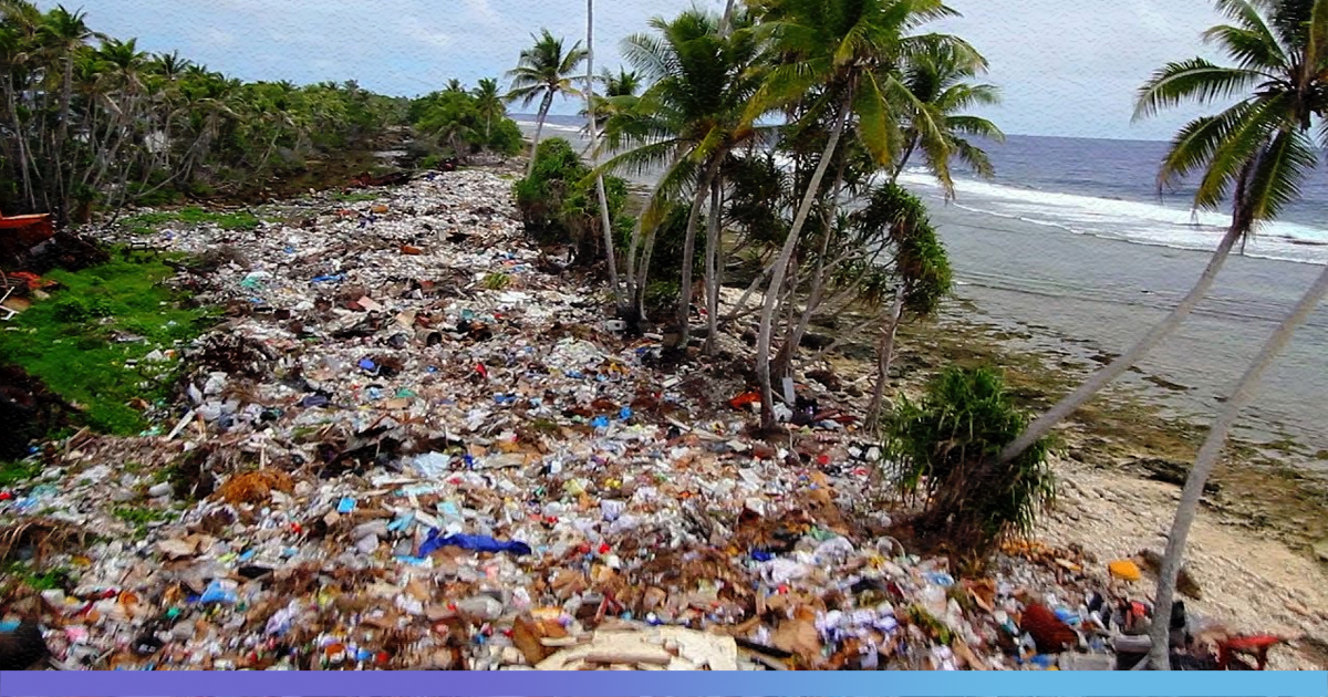 To Tackle Marine Litter, European Union Bans Use Of All Single-Use Plastic