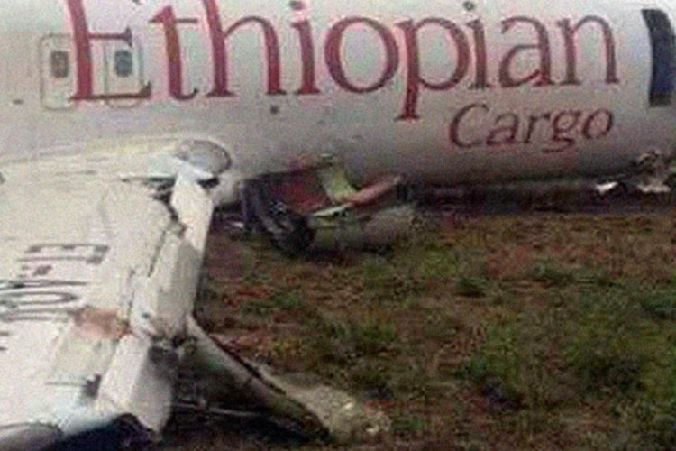 Ethiopian Airplane Crash