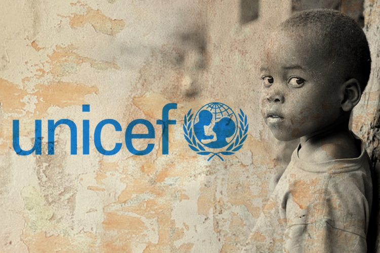 UNICEF Measles Vaccine Children