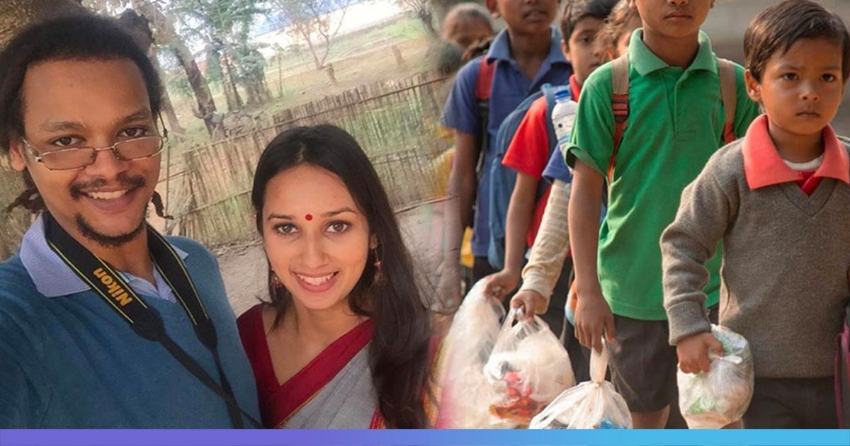 This School In Assam Charges Plastic Waste As School Fees