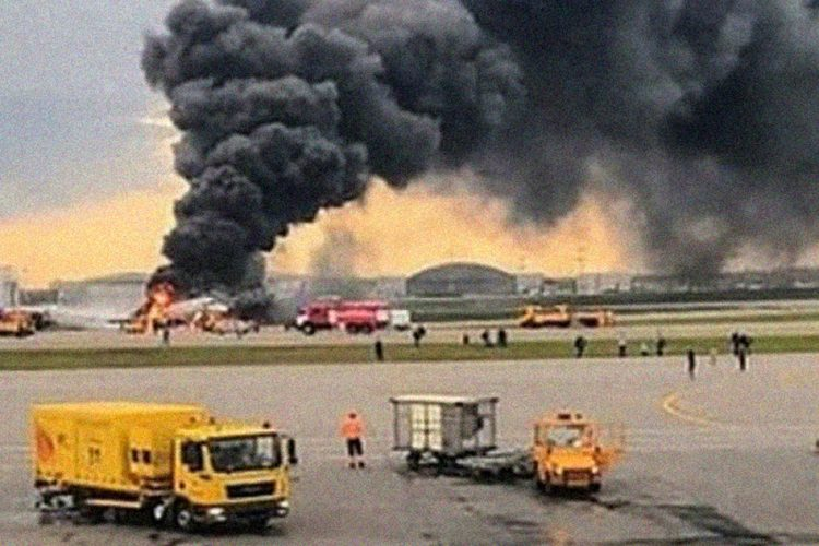Russian Jet Crash
