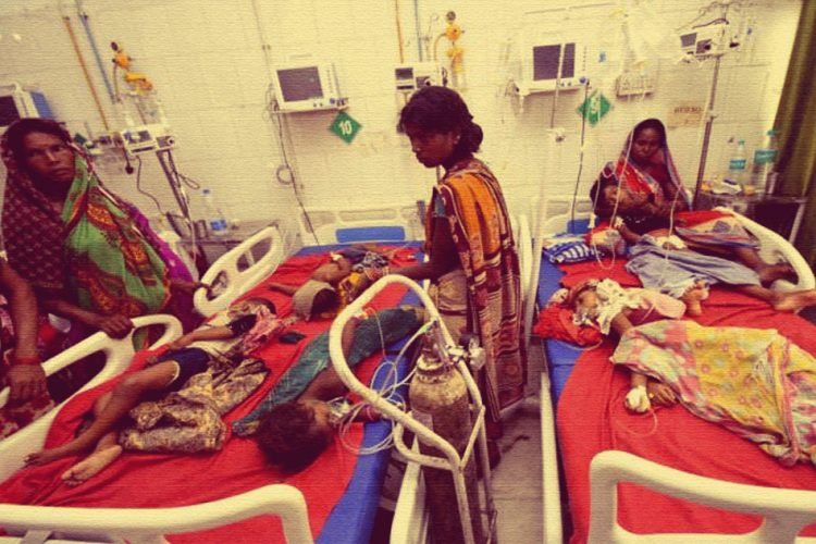 Bihar Children Die NHRC Issues Notice
