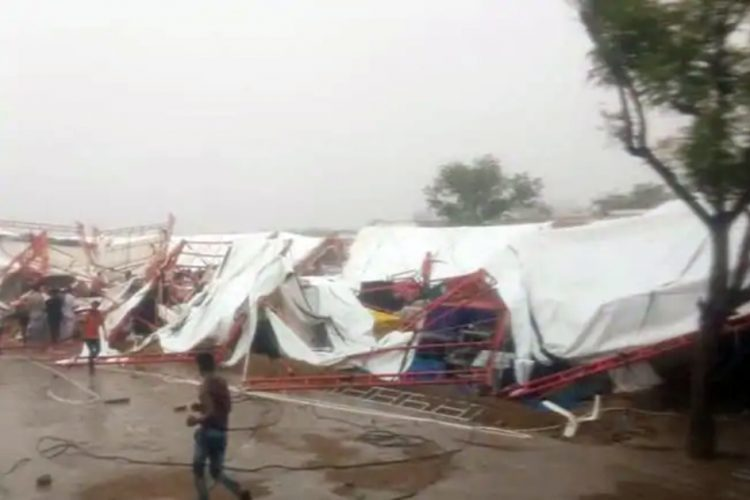 Pandal Rajasthan Killed
