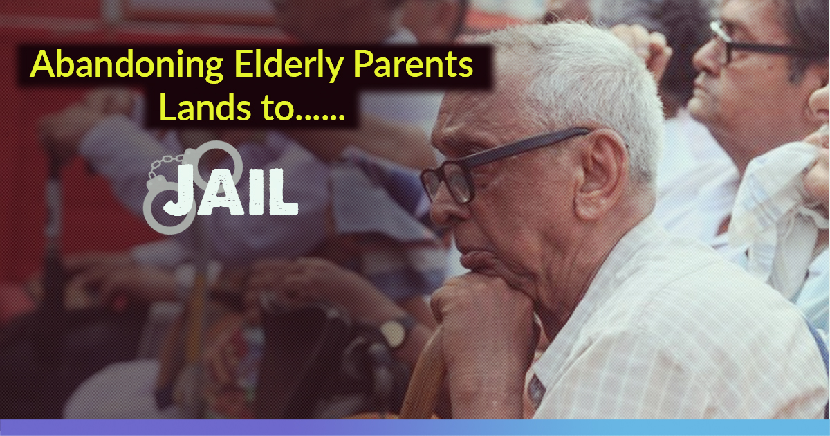 In Bihar, Abandoning Elderly Parents Can Land Children In Jail As Cabinet Approves Proposal
