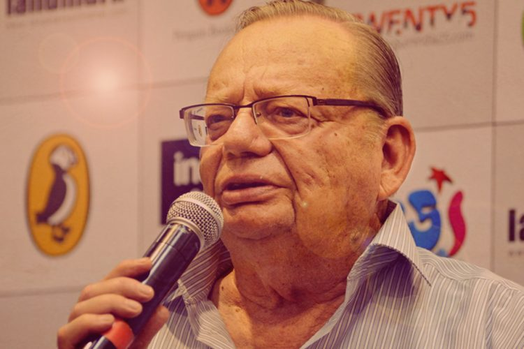 Ruskin Bond Interview