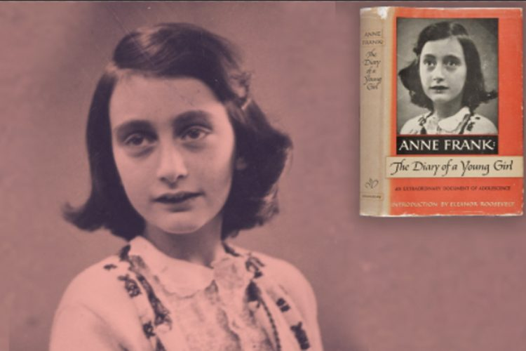 Anne Frank New Book