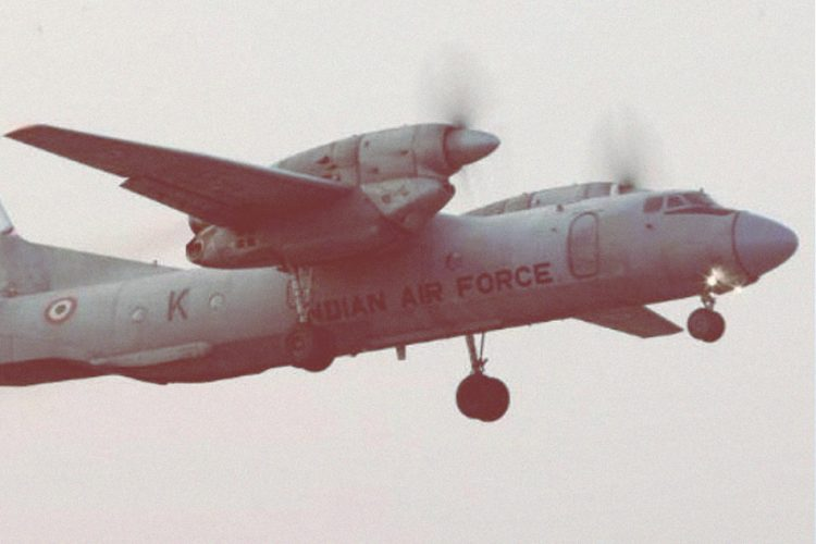 Aircraft Missing Navy IAF ISRO