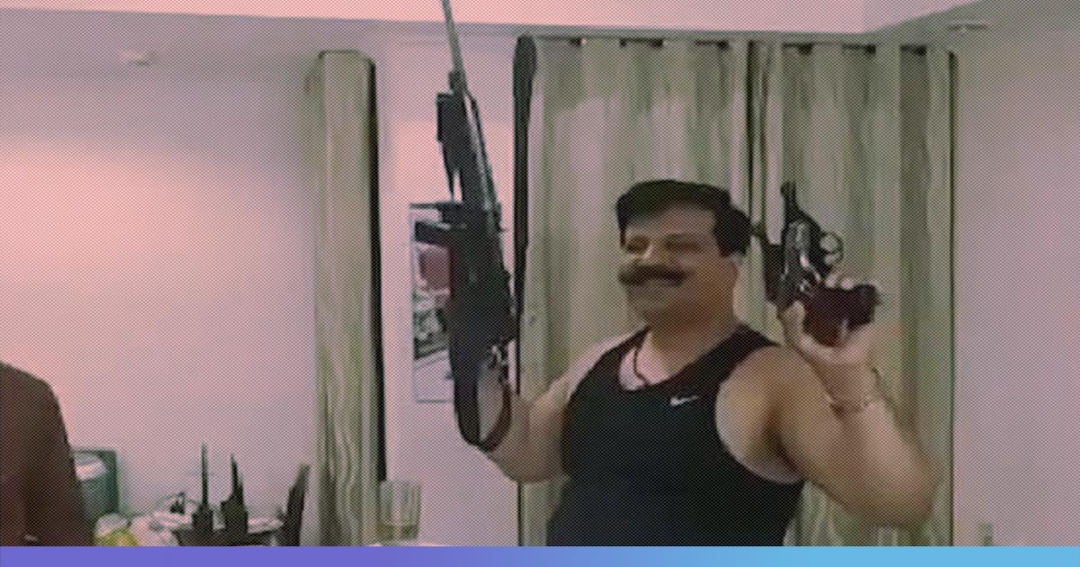 Uttarakhand BJP MLA Who Danced Brandishing Guns In Viral Video, Expelled From Party For 6 Years