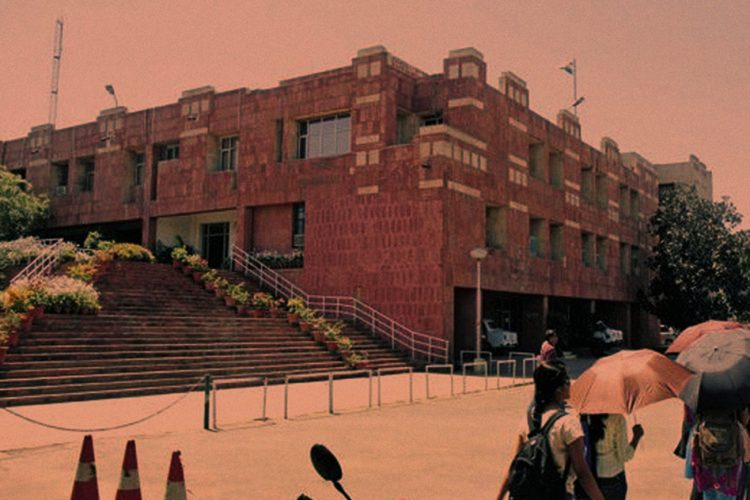 JNU Professor Alleges Harassment