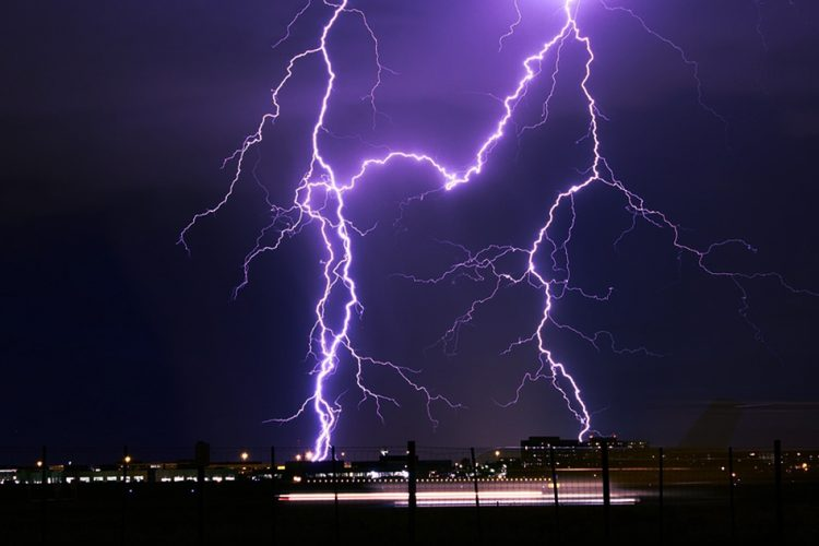 Lightning Kills Uttar Pradesh