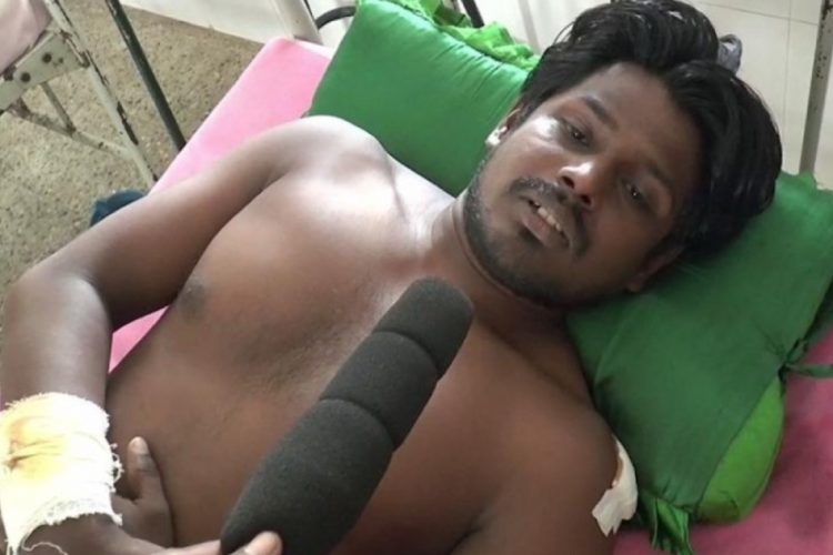 Man Mob Lynching Tamil Nadu