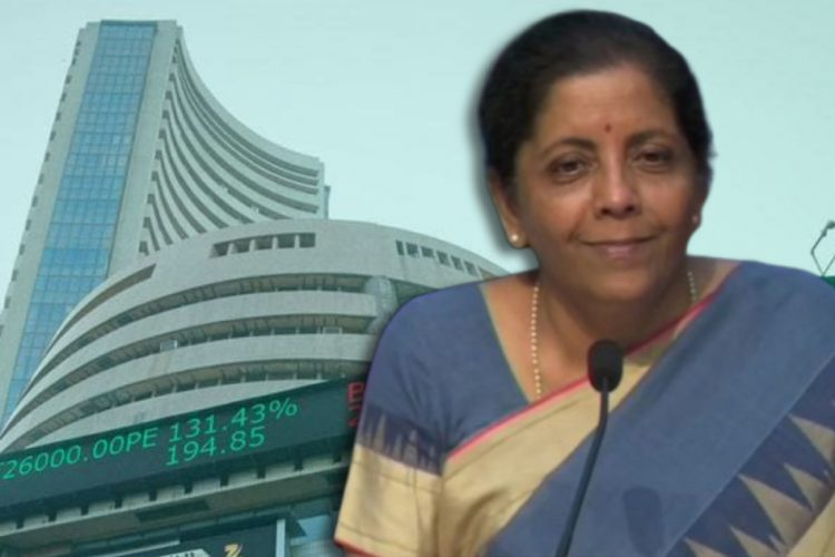 Nirmala Sitharaman Indian Economy