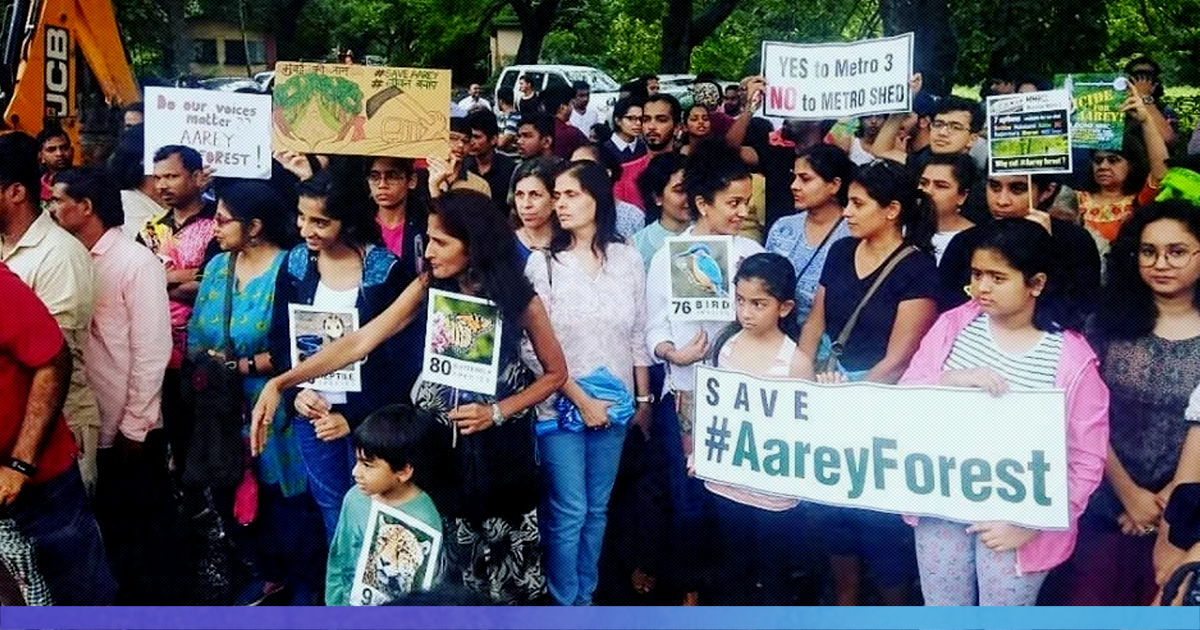 Victory Of People: MMRDA Drops Plan For Metro Construction In Aarey Forest, Activists Call It Partial Win