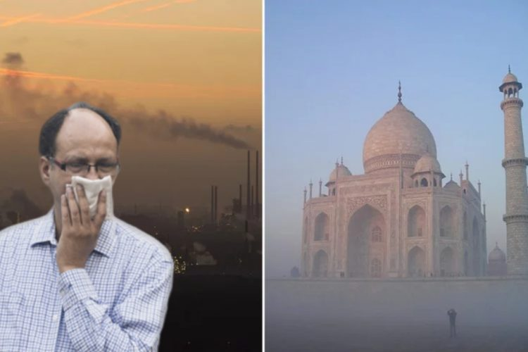 North India Air Pollution