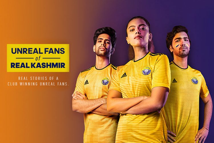 An Ode To Positivity: adidas Brings Stories Of #UnRealFans Of Real Kashmir FC