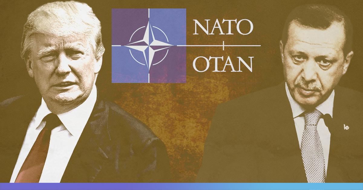 The 70th Anniversary Of NATO Shows Alliance In Precarious State