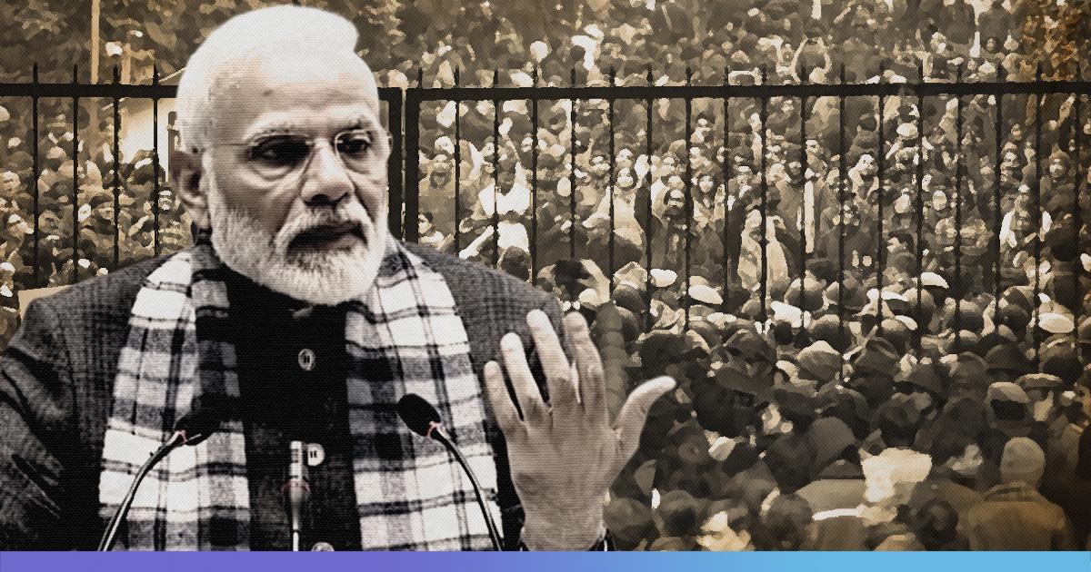 PM Modi Speaks Out On JNU Violence